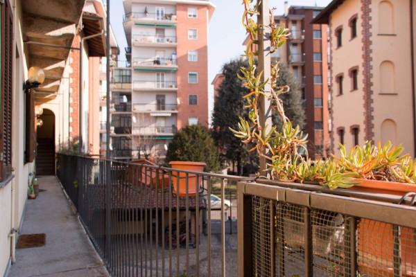 Bilocale Milano Via Giorgio Merula 7