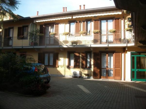 Bilocale Castellanza Via Stelvio 3