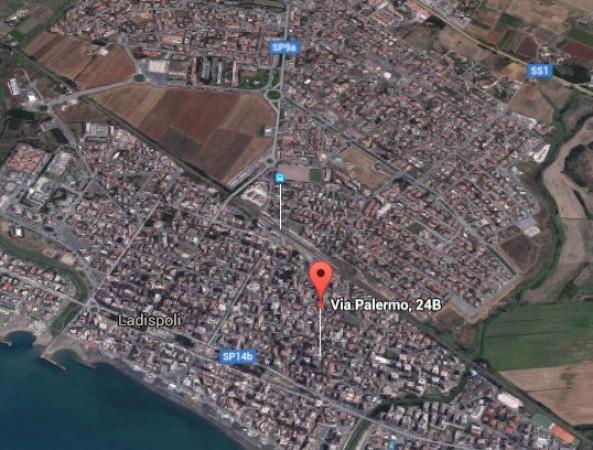 Bilocale Ladispoli Via Palermo 13
