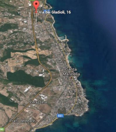 Bilocale Santa Marinella Via Dei Gladioli 9