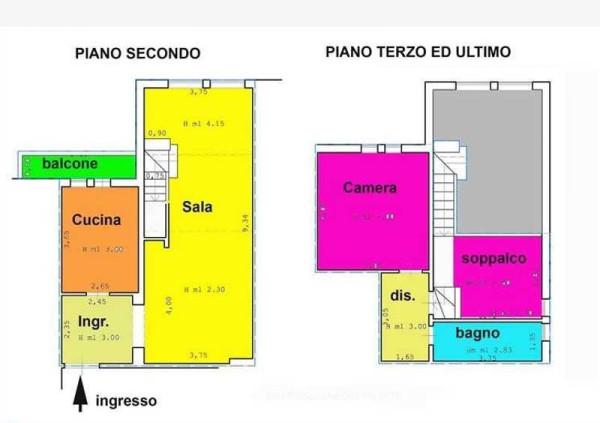 Bilocale Firenze Via Dante Da Castiglione, Firenze Fi 2