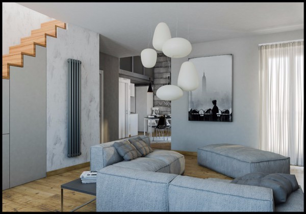 Appartamento in vendita a Alba, 4 locali, prezzo € 450.000   CambioCasa.it