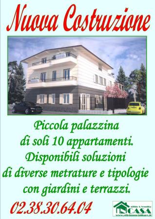 Bilocale Bollate Via Silvio Pellico 2