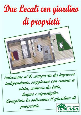 Bilocale Bollate Via Silvio Pellico 5