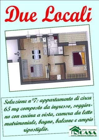 Bilocale Bollate Via Silvio Pellico 1