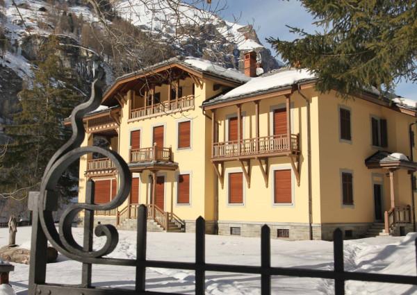 Palazzo-stabile Vendita Gressoney-saint-jean