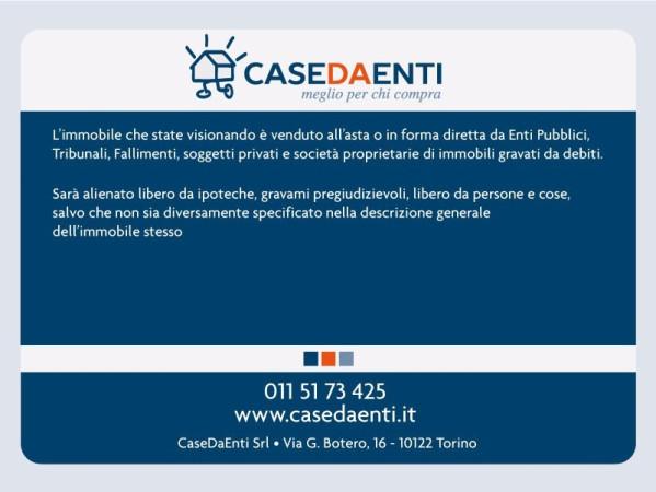 Bilocale Torino Via Carlo Ignazio Giulio 8