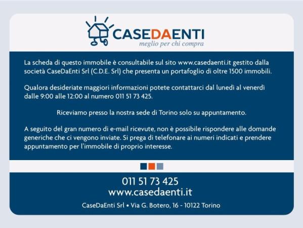Bilocale Torino Via Carlo Ignazio Giulio 9