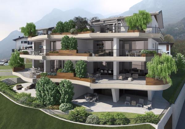 Appartamento in vendita a Valmadrera, 3 locali, Trattative riservate | Cambio Casa.it