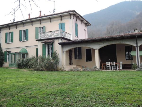 Villa in vendita a Concesio, 6 locali, prezzo € 450.000 | Cambio Casa.it