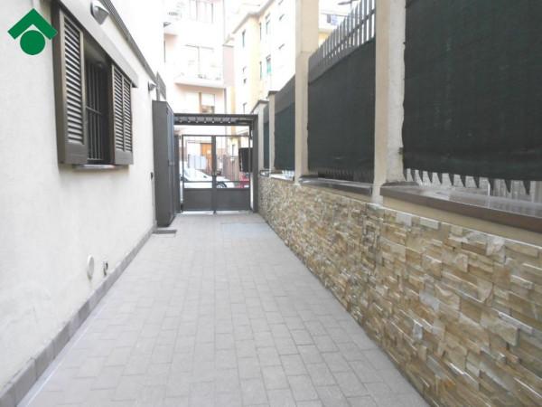 Bilocale Milano Via Punta Licosa, 14 4