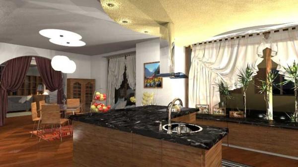 Appartamento in vendita a Angera, 3 locali, prezzo € 120.000 | Cambio Casa.it