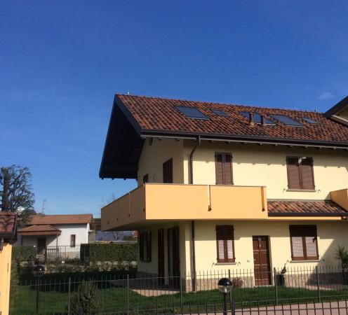 Bilocale Airuno Via Prada 4