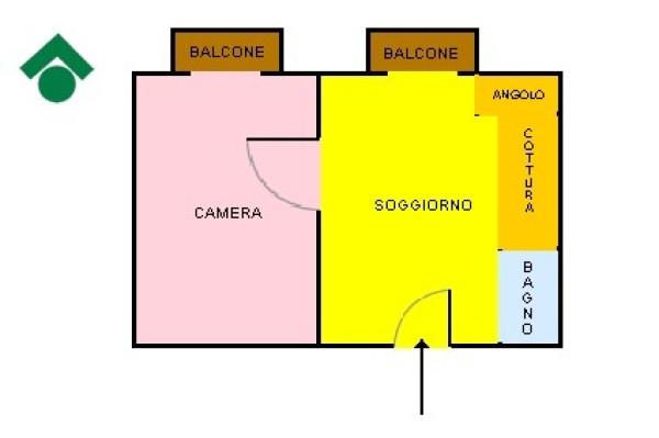 Bilocale Napoli Piazza Principe Umberto 7
