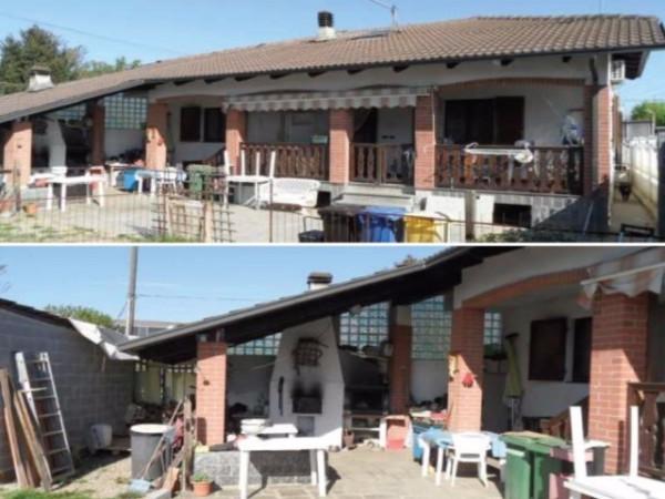 Villa in vendita a Bosconero, 4 locali, prezzo € 86.000   Cambio Casa.it