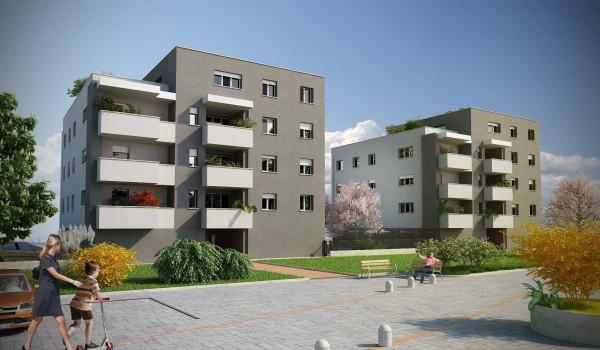 Appartamento in Vendita a San Giovanni In Persiceto Semicentro: 4 locali, 135 mq