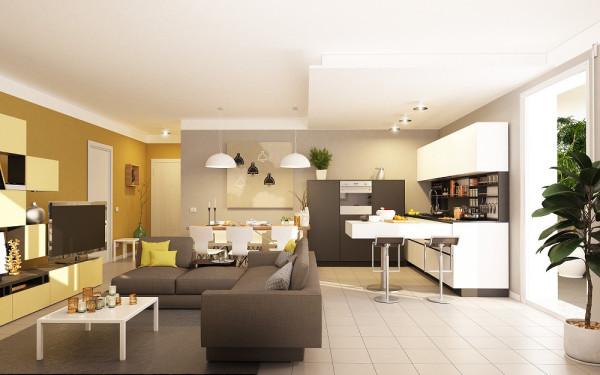 Appartamento in Vendita a San Giovanni In Persiceto Semicentro: 4 locali, 131 mq