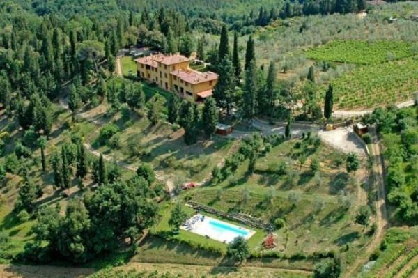 Rustico / Casale in vendita a Barberino Val d'Elsa, 6 locali, prezzo € 1.750.000   Cambio Casa.it