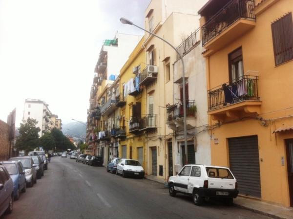 Bilocale Palermo Via Giuseppe Pitrè 1