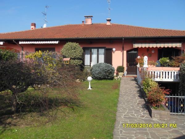 Villa a Schiera in vendita a Cerro Maggiore, 6 locali, prezzo € 450.000 | Cambio Casa.it