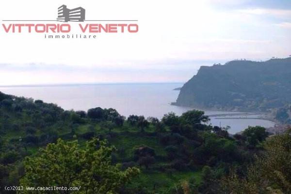 Terreno Edificabile Residenziale in vendita a Montecorice, 9999 locali, prezzo € 500.000 | Cambio Casa.it