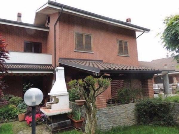 Villa in vendita a Sangano, 6 locali, prezzo € 245.000 | Cambio Casa.it