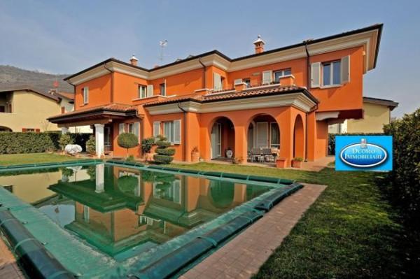 Villa in vendita a Nuvolera, 6 locali, prezzo € 950.000 | Cambio Casa.it