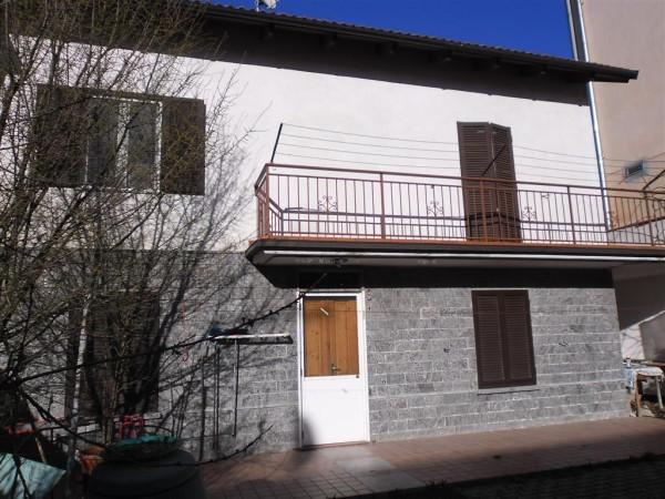 Villa in vendita a Incisa Scapaccino, 4 locali, prezzo € 77.000 | Cambio Casa.it
