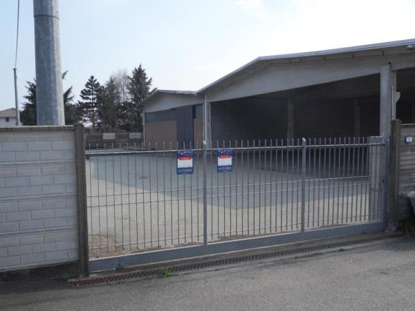 Capannone in vendita a Benna, 1 locali, prezzo € 250.000 | Cambio Casa.it