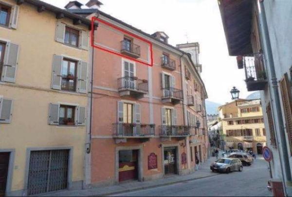 Appartamento in vendita a Susa, 3 locali, prezzo € 60.000 | Cambio Casa.it