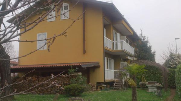 Villa a Schiera in vendita a Filago, 6 locali, prezzo € 210.000 | Cambio Casa.it