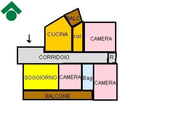 Appartamento, Costa Saragozza/Saragozza, Vendita - Bologna (Bologna)