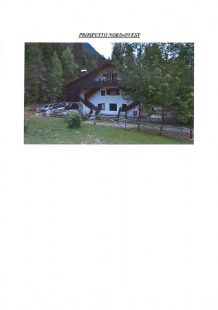 Appartamento in vendita a Auronzo di Cadore, 2 locali, prezzo € 110.000 | Cambio Casa.it