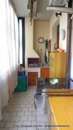 Bilocale Cesena Via San Vittore 5