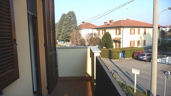 Bilocale Vimercate Via San Nazario 2