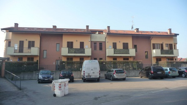 Bilocale Vimercate Via San Nazario 3