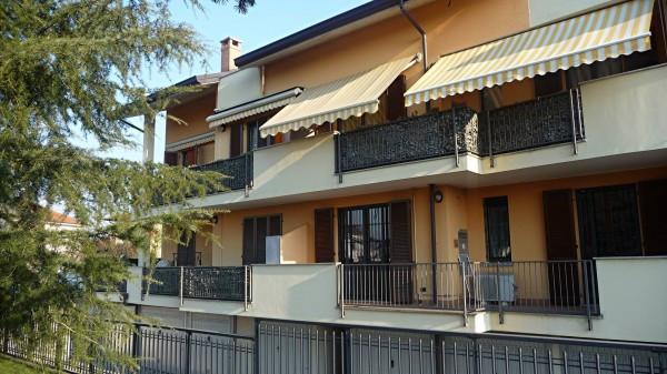 Bilocale Vimercate Via San Nazario 4