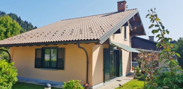 Villa in Vendita a Premeno Centro: 5 locali, 250 mq