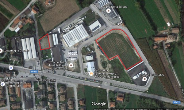 Terreno Edificabile Artigianale in vendita a Bernezzo, 9999 locali, prezzo € 90 | Cambio Casa.it
