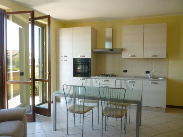 Appartamento in affitto a Massalengo, 2 locali, prezzo € 450 | Cambio Casa.it