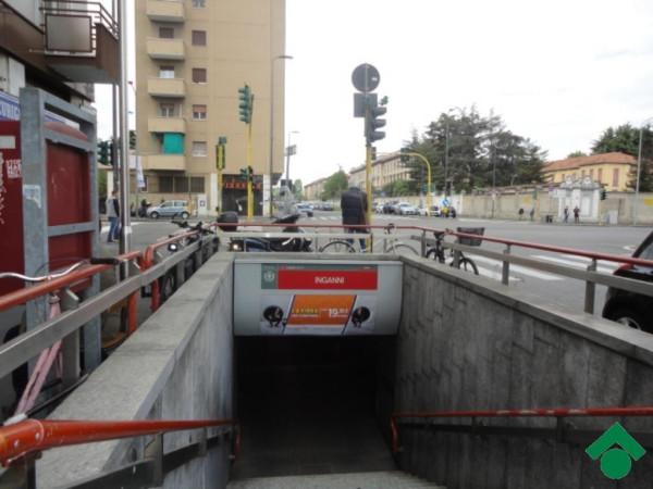 Bilocale Milano Via Angelo Inganni, 103 11