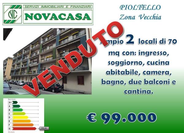 Bilocale Pioltello Via Alessandria 1