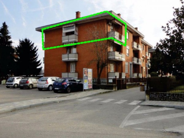 Appartamento in vendita a Vinovo, 3 locali, prezzo € 35.000 | Cambio Casa.it