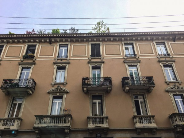 Bilocale Milano Via Orti 6