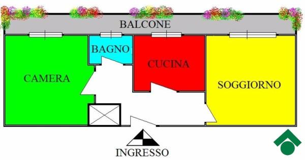 Bilocale Cologno Monzese  12