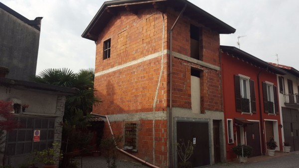 Soluzione Indipendente in vendita a Cermenate, 3 locali, prezzo € 55.000 | Cambio Casa.it
