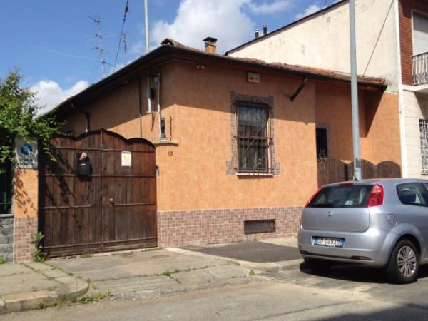 Villa in vendita a Torino, 3 locali, zona Zona: 13 . Borgo Vittoria, Madonna di Campagna, Barriera di Lanzo, prezzo € 50.000 | Cambio Casa.it