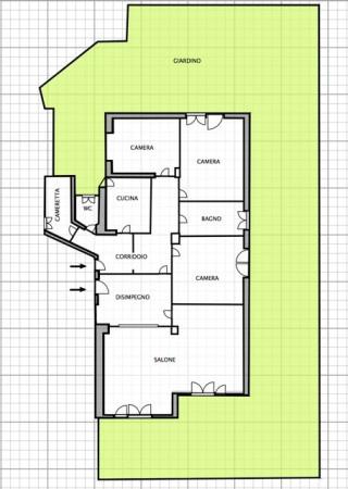 Appartamento in vendita a Roma, 9999 locali, zona Zona: 23 . Portuense - Magliana, prezzo € 450.000 | Cambio Casa.it
