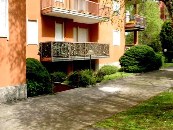 Bilocale Saronno Via Don Monza 5