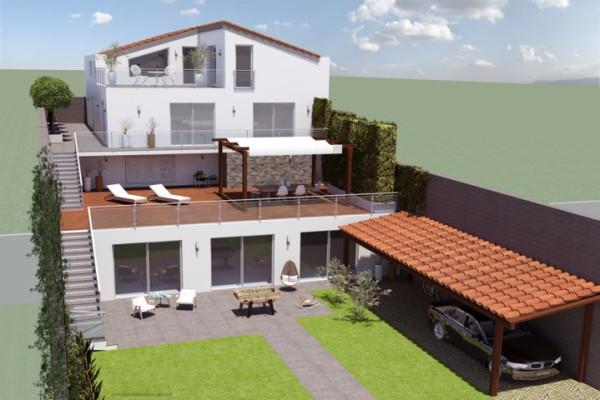 Villa in Vendita a Catania Centro: 5 locali, 110 mq